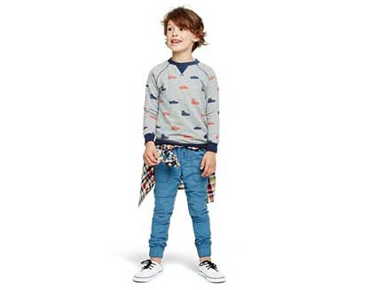product boy clothes