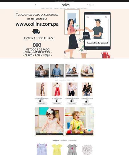Ecommerce Collins